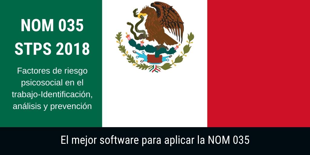 Mejor software NOM 035